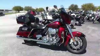 2. 951661 - 2011 Harley Davidson CVO Ultra Classic FLHTCUSE6 - Used Motorcycle For Sale