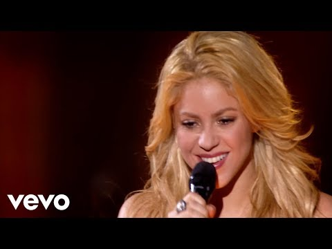 Video Shakira - Nothing Else Matters/Despedida Medley (Live from Paris) download in MP3, 3GP, MP4, WEBM, AVI, FLV January 2017