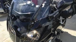 4. 2008 Yamaha FJR 1300