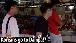 Bumisita ang mga Koreano sa Dampa?! | Oppa Tour Ep.1-9