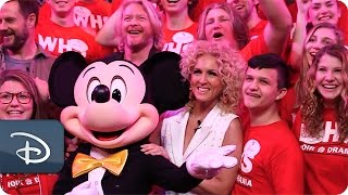 Little Big Town Visits Disney Performing Arts Workshop