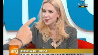 Video Vivo en Argentina - Invitada: Andrea Del Boca - 07-10-11 (1 de 2) MP3, 3GP, MP4, WEBM, AVI, FLV Juli 2018