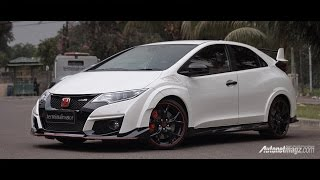 Video AutonetMagz Speciale : Honda Civic Type R 2015 MP3, 3GP, MP4, WEBM, AVI, FLV Oktober 2017