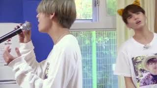 V&JK - A daily song (by Hwang Chi Yeol) ENG SUB
