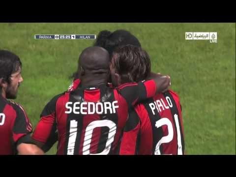 #8 porque le metió este golazo al Parma