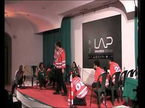 Match di Improvvisazione Teatrale - Strani Tipici Ischia vs Roma - Decima Parte