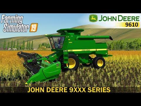 JD 9xxx Series Combine v1.1.0.0