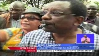 Kenyan Opposition CORD Calls For Countrywide Protests To Kick Out IEBC Commissioners