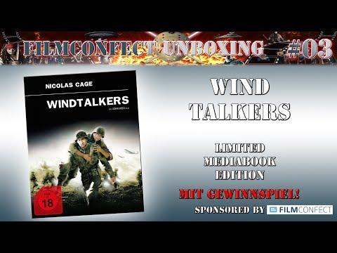 Filmconfect Unboxing #03 - Windtalkers - Mediabook