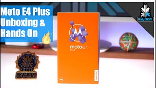 We Unbox and check out the new Moto E4 Plus which has been launched for Rs.9999. Buy it here: http://fkrt.it/RHE9L!NNNN 🔥 Join the Fam : Sub Here : http://1g...