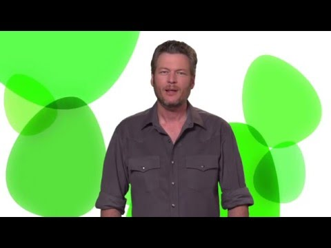 Watch the new 'Angry Birds' trailer featuring Blake Shelton!
