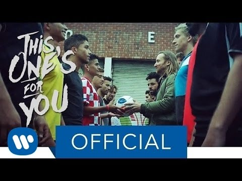 DAVID GUETTA – THIS ONE'S FOR YOU feat. Zara Larsson (UEFA EURO 2016 Official Music Video)