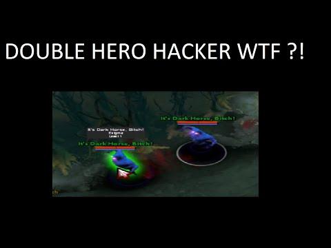 DOUBLE HERO HACK WTF ?! | DOTA 2