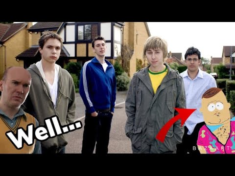 Inbetweeners YTP #2 - Neil finally admits his dad is bent