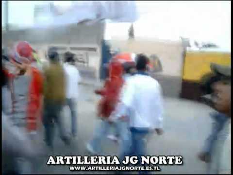 JOSE GALVEZ FBC - LA ILUCION QUE ME CONDENA - ARTILLERIA NORTE - Artilleria Norte - José Gálvez