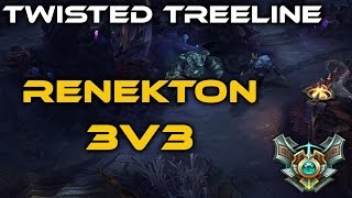 Playing some Ranked 3v3 on a Master team! I feel like 3v3 is a very overlooked and unappreciated, fun game mode!