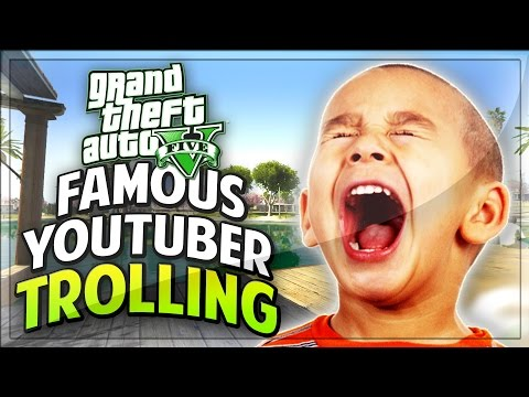 Gta - This kid on GTA 5 is a HUGE star! But please no autographs ;) Enjoy the GTA V hilarious trolling! Smack the HELL out of that Like button to show your support! DIRECTOR'S CHANNEL: ...