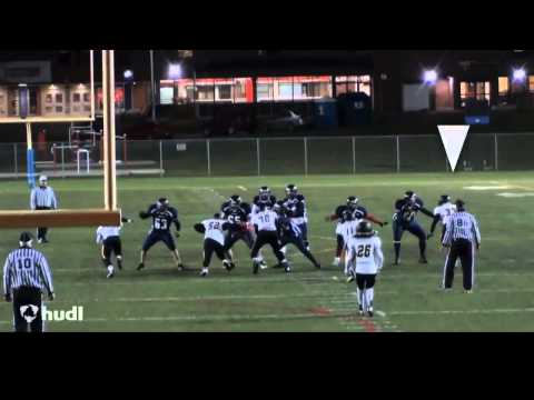 Kevin Teran #33 LB Highlights 2014 (HD)