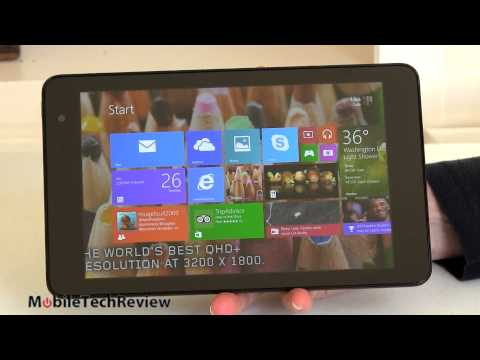 Dell Venue 8 Pro Review