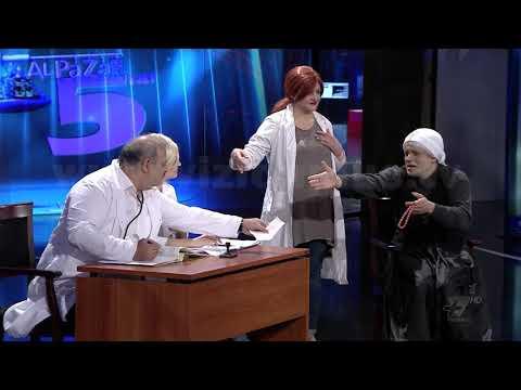 Al Pazar - Tek doktori për një firmë - Show Humor - Vizion Plus