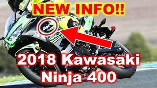 7. NEW INFO!! 2018 Kawasaki Ninja 400 review colors, specs, horsepower, price and kawasaki ninja 400