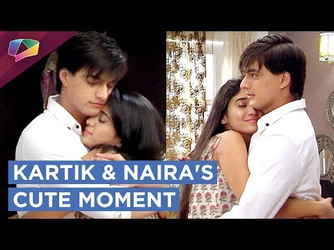Kartik And Naira Spend Cute Moments Together | Yeh