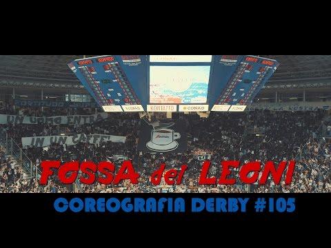 #derby105, il video della coreografia realizzato dalla Fossa dei Leoni