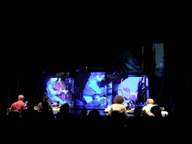 """""""Generation Kill"""" (Stefan Prins, 2012) - Nadar Ensemble"""