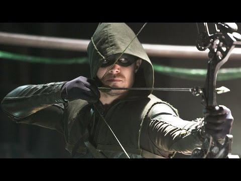 see - Eric and Roth talk about the big Comic Con Arrow panel and what was teased from Season 3.