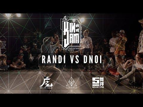 Randi Vs Dnoi [TOP 16] | KINjam LA 2018 [@VIBRVNCY 4K] - Thời lượng: 4 phút, 57 giây.