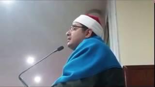 الشيخ محمود الشحات مقام كرد جديد ورائع من سوره المائده