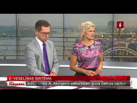 """Veselības ministres Andas Čakšas saruna """"Rīta Panorāma"""" par aktuālajiem jautājumiem medicīnas finansēšanā un veselības aprūpes organizēšanā un pieejamībā"""