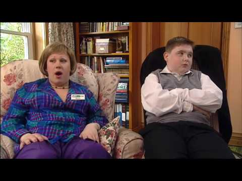 Little Britain - Fat Fighters At Home (Deleted Scene) HD