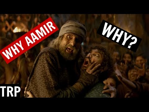 Why 'Thugs Of Hindostan' Was Painfully Disappointing