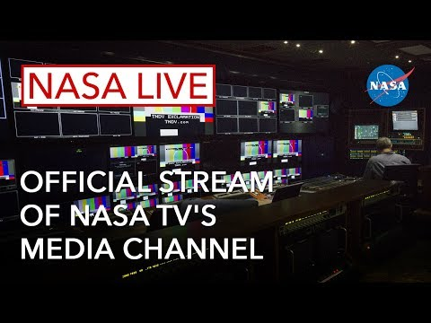 USA - NASA TV - Media - with