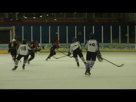 Peterborough Phantoms v Guildford Flames U15s Ice Hockey Match