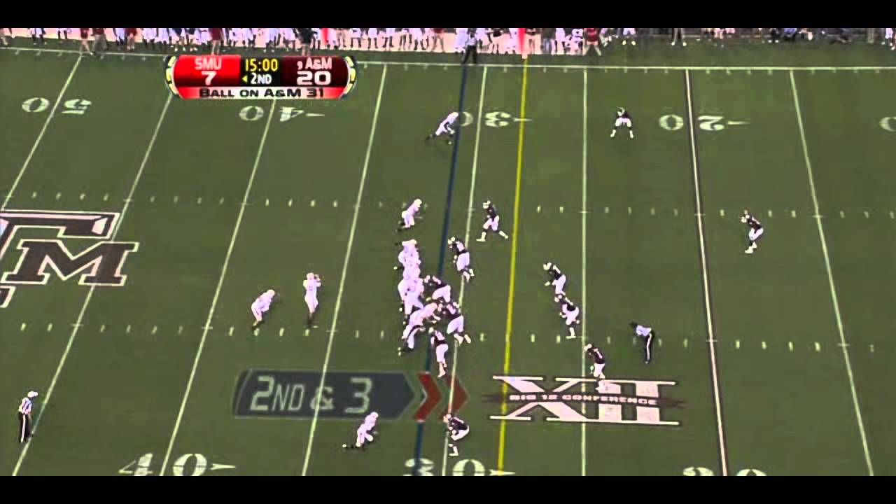 Zach Line vs Texas A&M (2011) vs Texas A&M (2011)