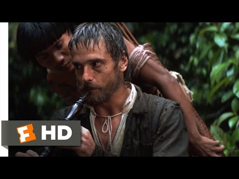 The Mission (1986) - Gabriel's Oboe Scene (1/9) | Movieclips