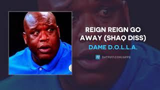 Damian Lillard - Reign Reign Go Away (Shaq Diss) (AUDIO)