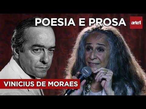 VINICIUS DE MORAES | POESIA E PROSA COM MARIA BETHÂNIA (1/5)