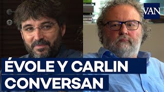 Jordi Évole y John Carlin se sinceran en La Vanguardia