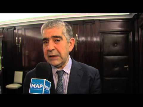 السيد ادريس اليزمي يتباحث ببوينوس أيرس مع وزير البيئة الأرجنتيني