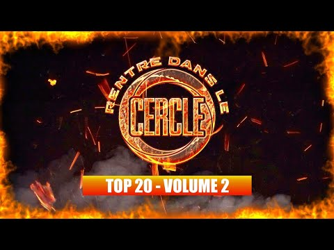 TOP 20 FREESTYLE 🔥 RENTRE DANS LE CERCLE 🔥 VOLUME 2
