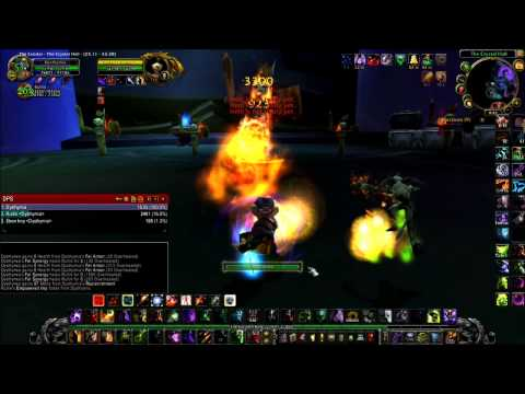 Destruction Warlock Spell Rotation For Patch