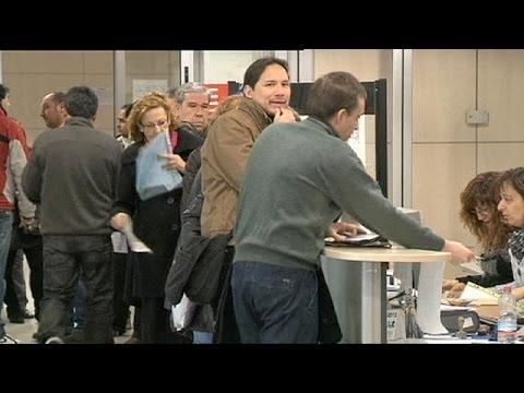 Νέα αύξηση της ανεργίας στην Ισπανία – economy