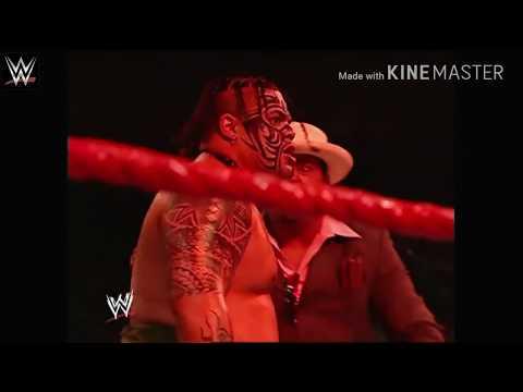 Kane returns to get vengeance on Umaga: Raw, September 4, 200 || BY MASTER PANDAT