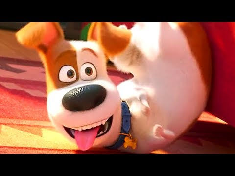 THE SECRET LIFE OF PETS 2 Trailer (Animation, 2019)