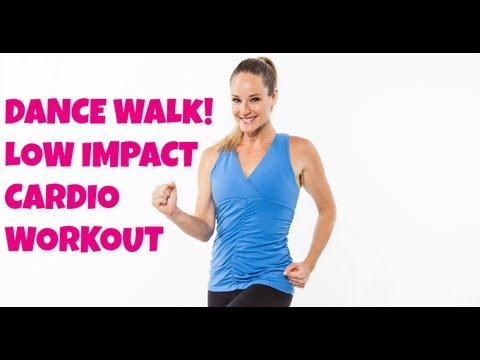 Walking, Exercise, Zumba: Dance Walk Full 30-Minute Walking Workout