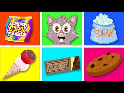 Johny Johny Yes Papa | Sugar Candies Are All He Wants | Nursery Rhymes For Kids by HooplaKidz