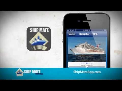 Video of Ship Mate - Cunard Cruises